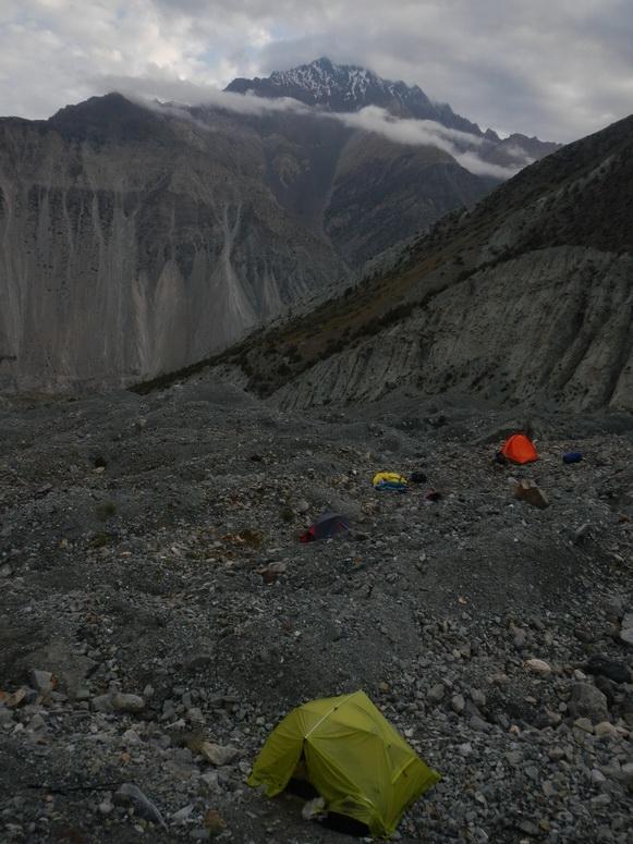 Палатки жилого фонда