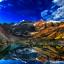 Фанские горы. Альпсборы.