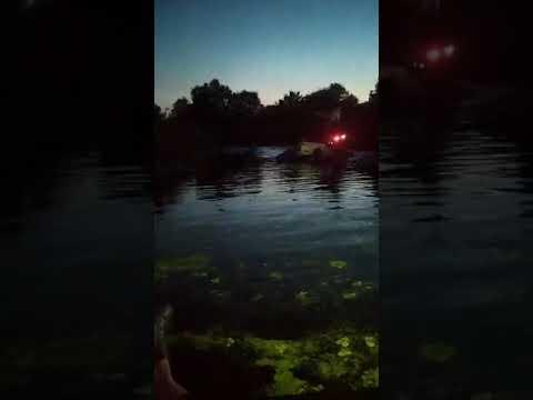 Река Стырь. Вечер 11 сентября 2020